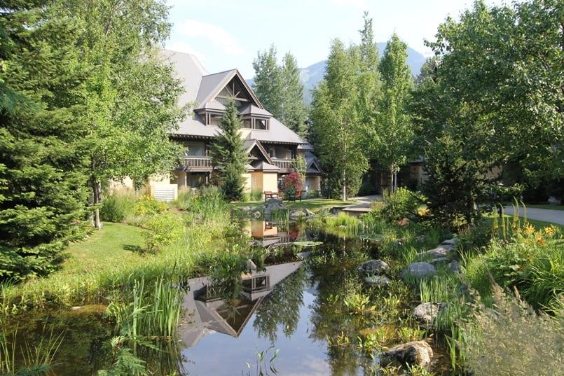 Whistler Stoney Creek Lagoons