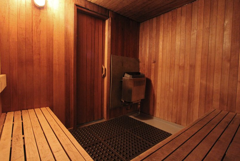 Whistler Lake Placid Lodge Sauna