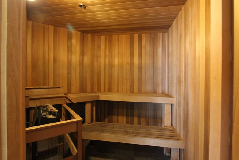 Whistler Marquise Sauna